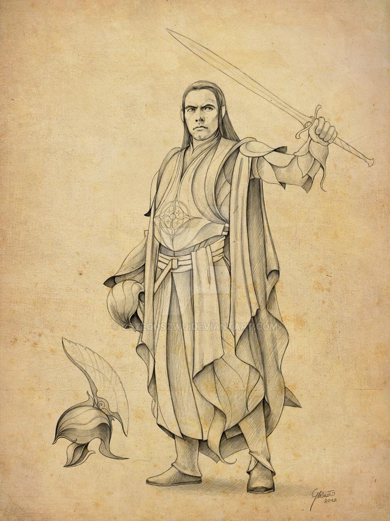 Maedhros by grzegoszwu