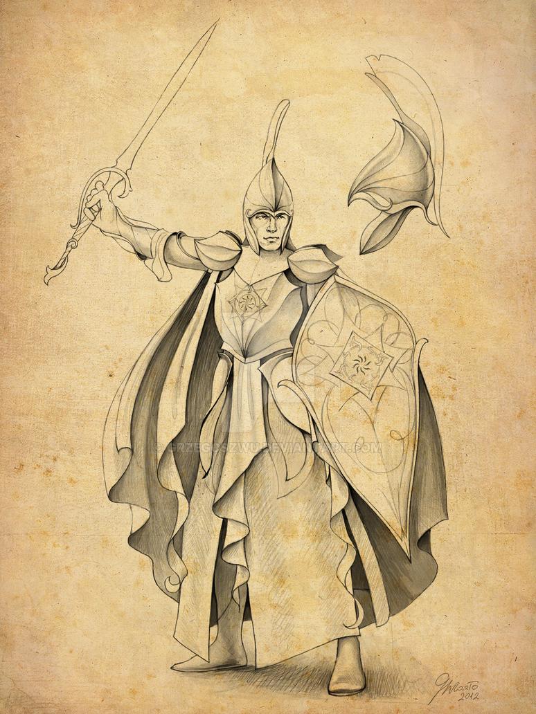 Fingolfin by grzegoszwu