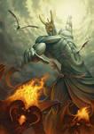 Tulkas battlecry