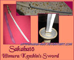 Kenshin Himura's Sakabato by Hana-May