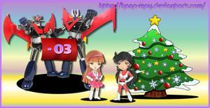 2010 Advent Calendar -03 by Hana-May