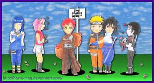All want Naruto by Hana-May