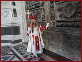 Caterina Sforza - Iris Florentina by Hana-May