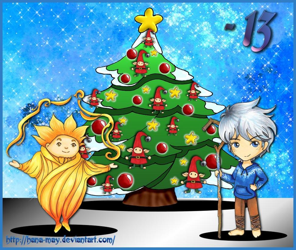 2012 Advent Calendar -13 by Hana-May on DeviantArt
