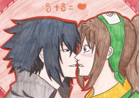 SasuShibo x3 by NaruHina1526
