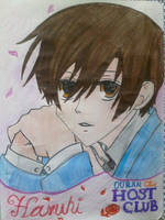 ll Haruhi Fujioka ll by NaruHina1526
