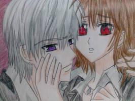 ll Yuuki and Zero ll by NaruHina1526