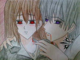 ll VK : Yuuki and Zero ll by NaruHina1526