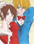 : ll Misaki and Usui ll :
