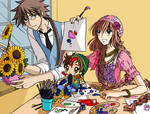 Mizu-Kobato and Fujimoto Color