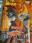Naruto VS Menma