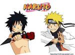 .:. Menma and Naruto .:.