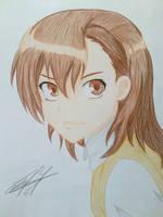 :. Misaka Mikoto .: by NaruHina1526