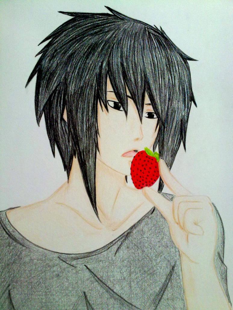 .::. Strawberry .::. by NaruHina1526