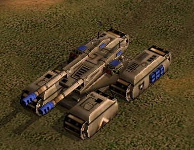 Armor General Mammoth Tank by PoliticalPip