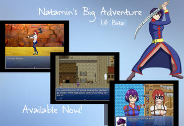 Natamin's Big Adventure 1.4 Beta by Natamin