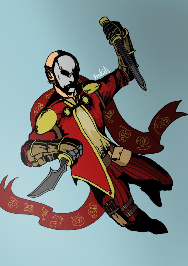 Herald Assassin by RestlessDraugr