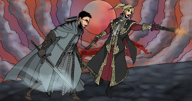 An Odd Alliance by RestlessDraugr