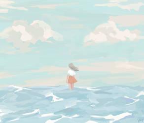 Amidst the Sea