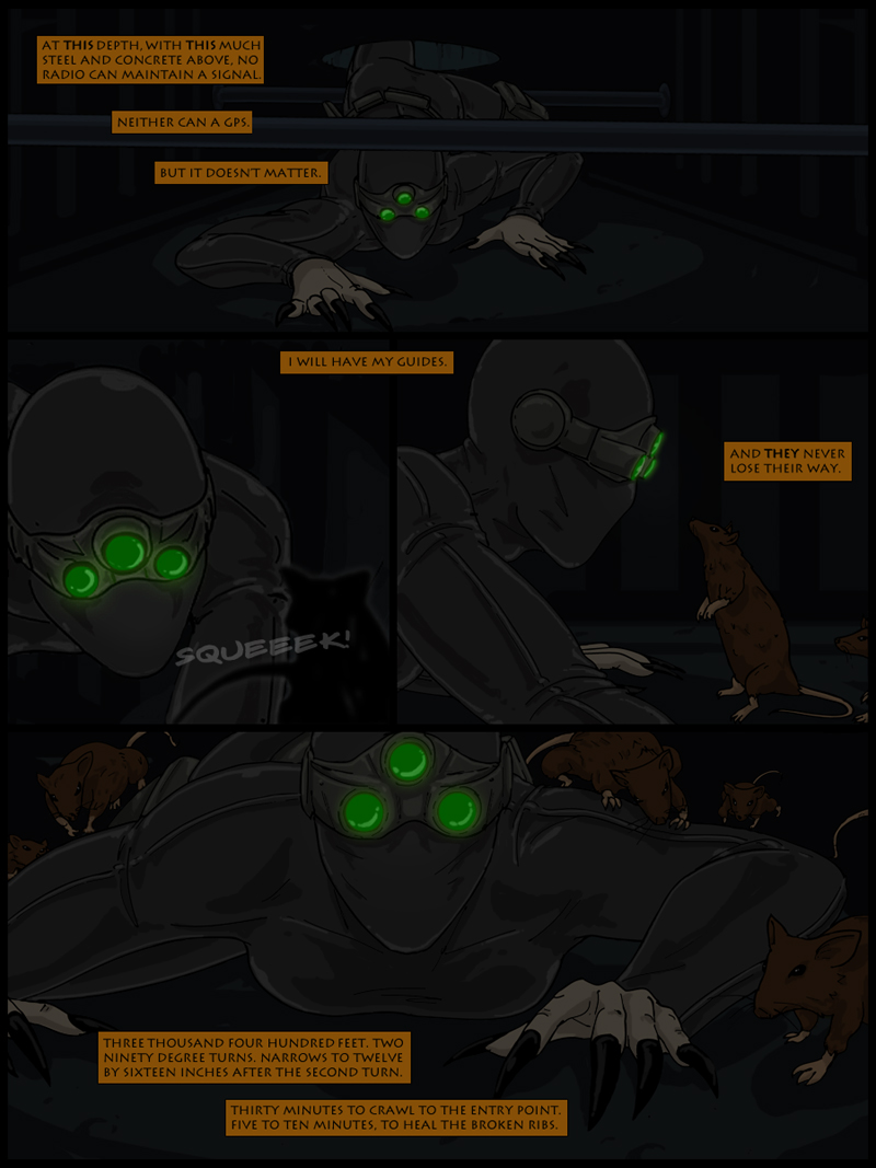 Vampire: Till Dawn... Page 11 by lancea