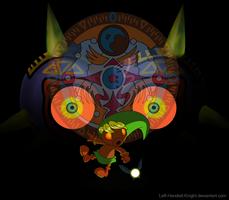 Majora's Mask - Darkest Hour by Left-Handed-Knight