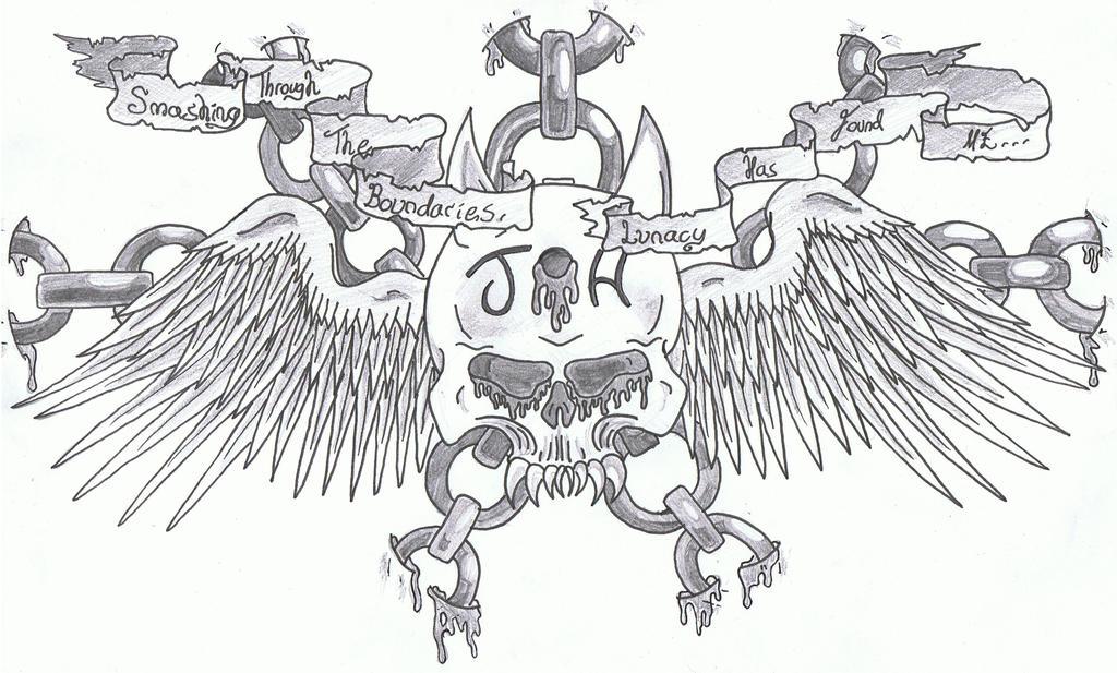 chest piece tattoo - chest tattoo