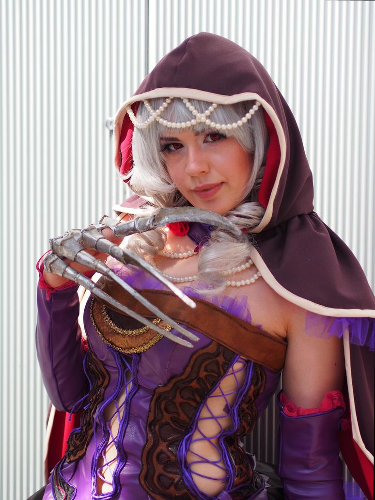 Viola - Claws by sumyuna