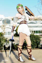Sophitia - Sword of Truth by sumyuna