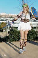 Sophitia - I shall go where the Gods guide me by sumyuna