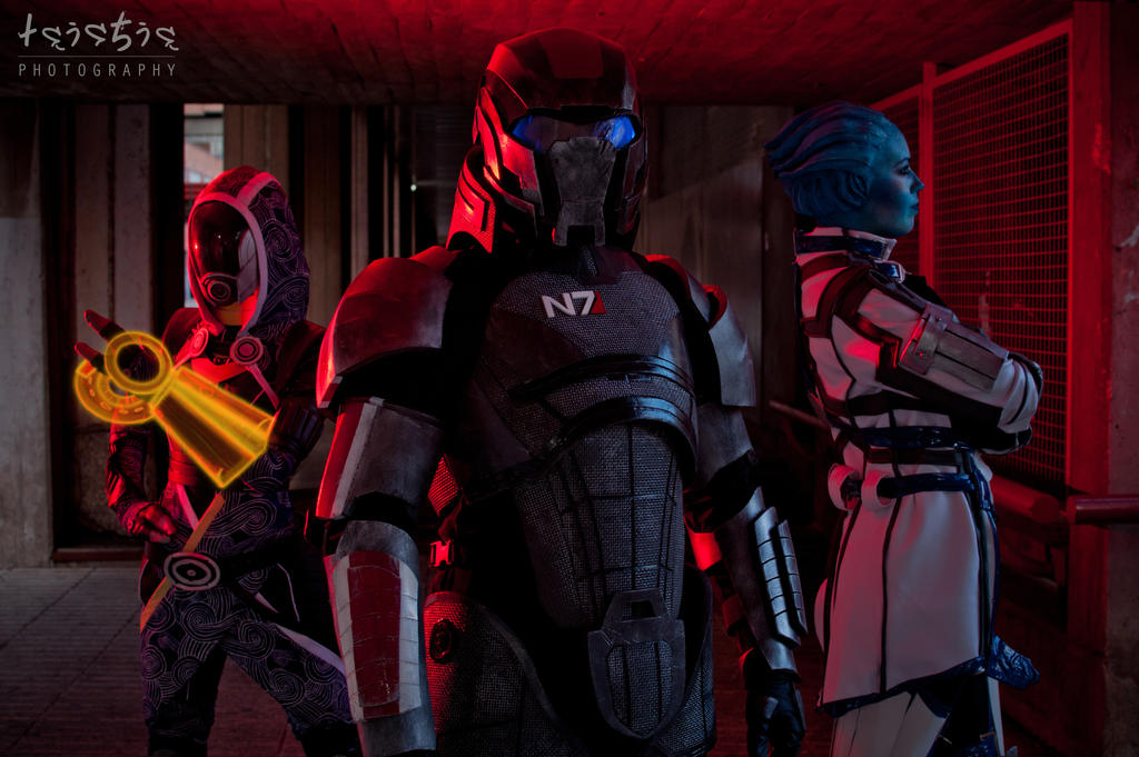 Mass Effect - We face our enemy together