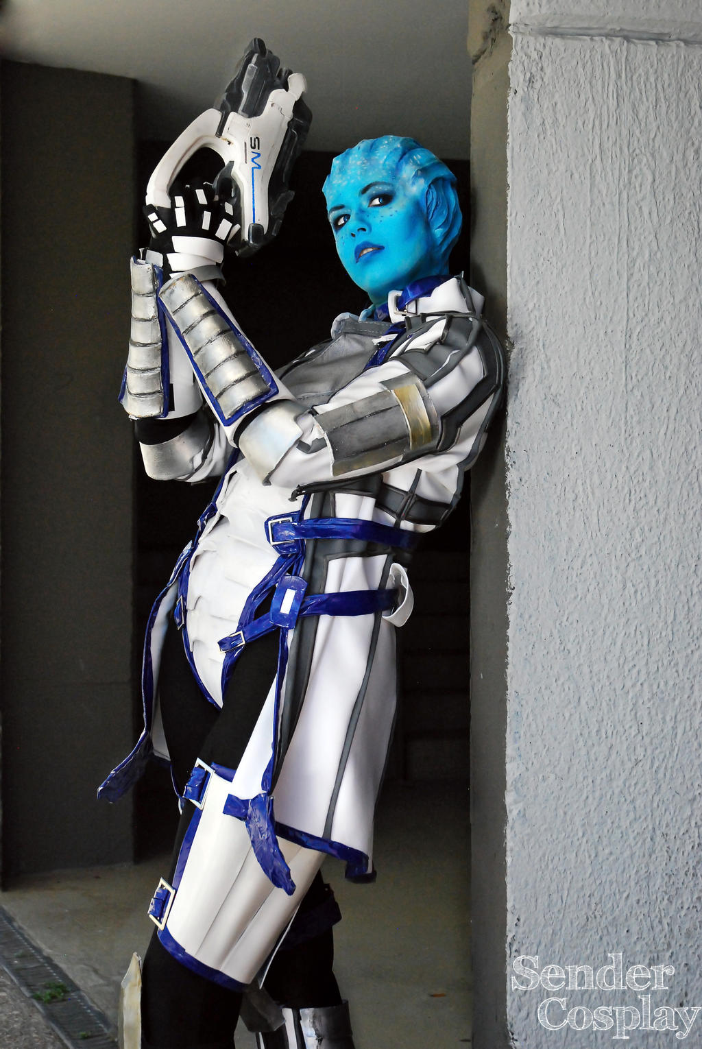 Liara - Phallanx by sumyuna