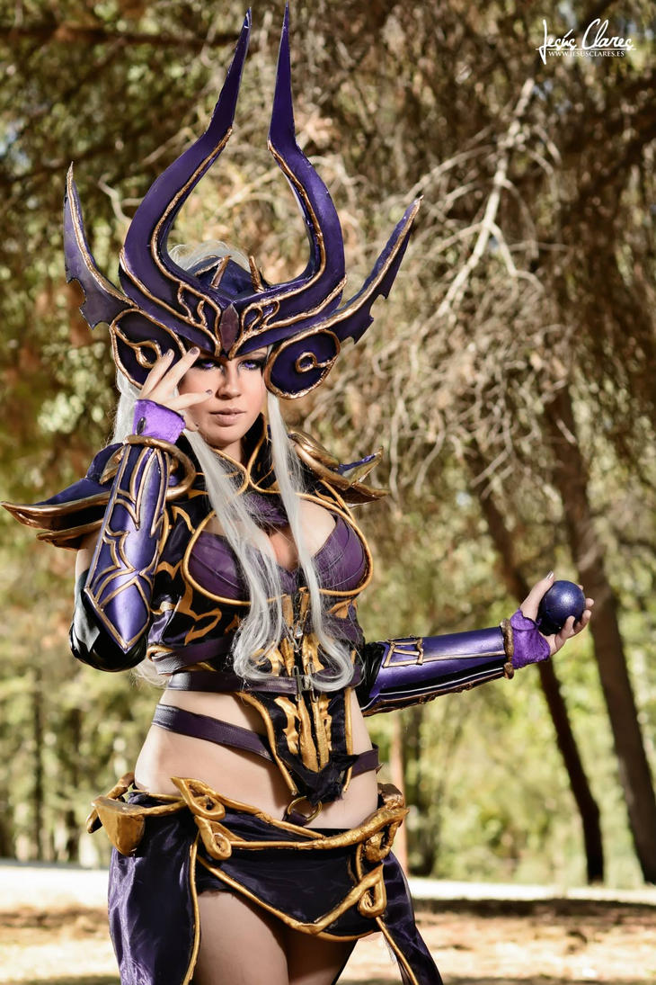 Syndra - Apostasy by sumyuna