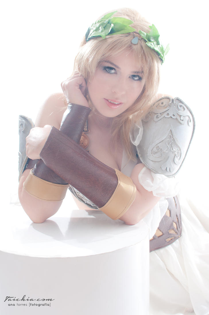 Sophitia - May you rest peacefully by sumyuna