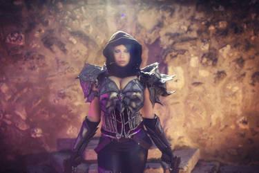 Diablo III Demon Hunter I by sumyuna