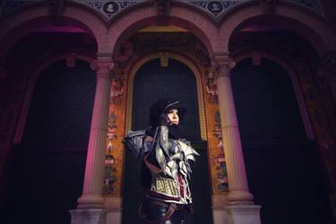Diablo - Demon Hunter IV by sumyuna