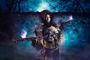 DIablo - Demon Hunter V