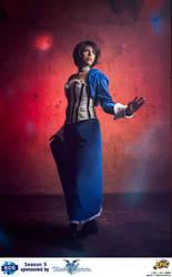 Bioshock Infinite - Elizabeth I by sumyuna