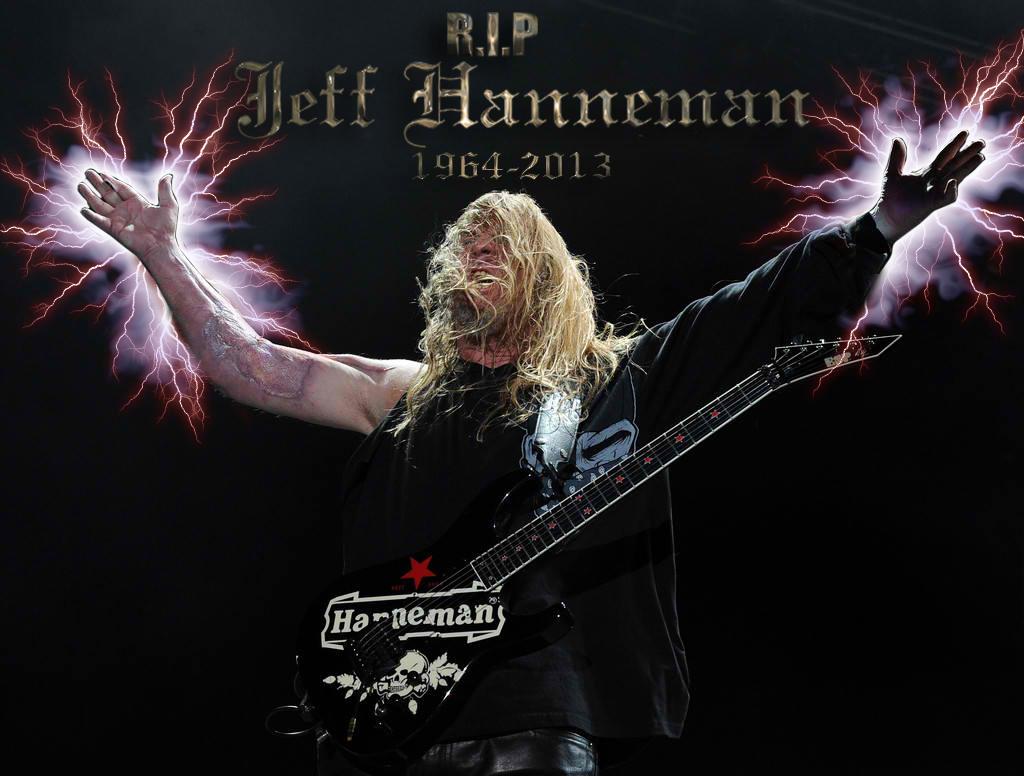 Jeff Hanneman Wallpaper   www.imgkid.com - The Image Kid ...