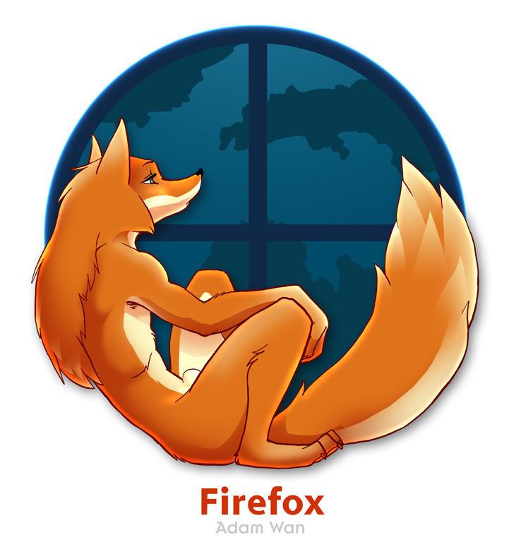 Firefox Parody by zaush