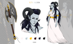 [COMM] For Nagareboshi93 - YOR-AKSHA