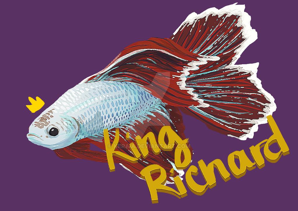 King Richard by Keraia