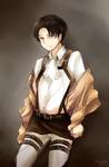 Shingeki no Kyojin: corporal