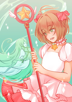 Card Captor Sakura: mirror by Haiyun