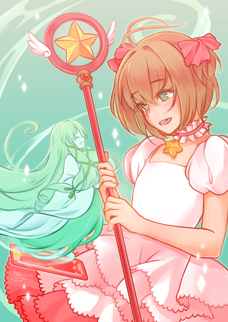Card Captor Sakura: mirror by Haiyun