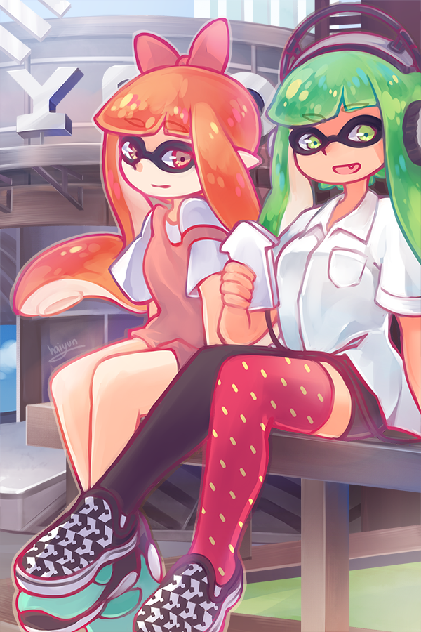Splatoon: Inkopolis by Haiyun