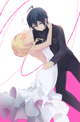 DRV3: Lovers' Dance by Haiyun