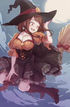 BNHA: Halloween Ochako