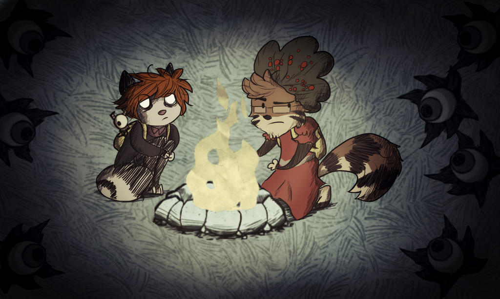 Don't Starve by N-o-x-y