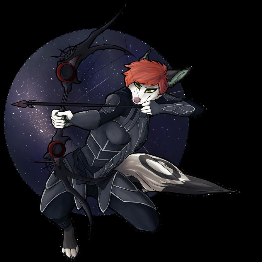 The Nightingale by N-o-x-y