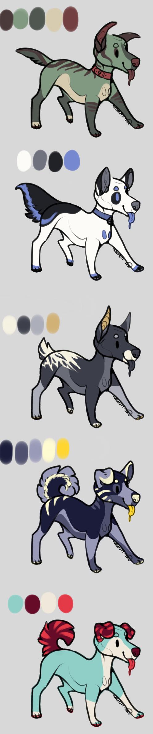 Doggo adopts by N-o-x-y